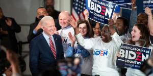 Joe Biden's Black-Voter Support Shows Signs of Strain