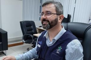O secretário de Estado da Saúde, Nésio Fernandes, garante que o Espírito Santo não corre o risco de atravessar uma crise de abastecimento de oxigênio como a do Amazonas