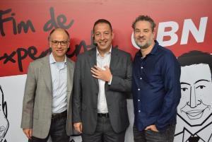 O convidado especial desta edição realizada em Vitória é o jornalista Rodrigo Bocardi; o programa marca o encerramento do Vitória Summit