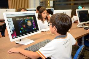 Centro Educacional Primeiro Mundo, em Vitória, prepara novidades para os alunos, com a plataforma A+ Digital e ações pedagógicas on-line e presenciais