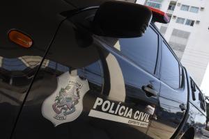 Os dois estavam com mandados de prisão em aberto e foram detidos. De acordo com a Polícia Civil, um deles é de Rondônia e estava se escondendo no ES