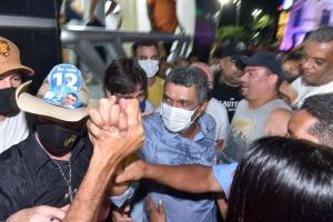 Durante entrevista à Rádio CBN Vitória, prefeito eleito da Serra falou em ruptura com modelos tradicionais de gestão. Ele e o atual prefeito, Audifax Barcelos, são rivais