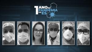 Profissionais da saúde de todas as regiões do Espírito Santo falam sobre a dor de perder pacientes e o medo do colapso na saúde
