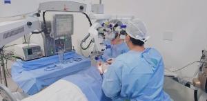 O avanço das técnicas na área oftalmológica permite a correção de dois, três ou mais problemas de vista de uma vez