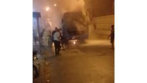 Segundo os Bombeiros, o motorista relatou que uma pane elétrica deu início ao incêndio. Não houve feridos e o veículo já foi retirado do local