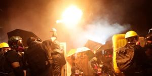 Hong Kong's Week of Rage Boils Over: 'All Day All Night We Are Gonna Fight'