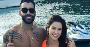 Em entrevista ao colunista Leo Dias, o sertanejo admitiu que os dois estiveram juntos neste domingo (17) em Angra dos Reis, no Rio de Janeiro