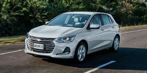 Onix repete sucesso do Brasil e foi o carro mais emplacado no ES em 2020. Atrás dele ficaram o Hyundai HB20 e o Onix Plus
