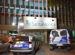 A tentativa de homicídio foi registrada na noite desta quarta-feira (14), pouco antes das 20h. O homem de 24 anos foi atingido por dois disparos e, mesmo ferido, conseguiu dirigir até um hospital próximo