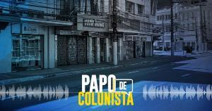 Colunistas de A Gazeta receberam o Secretário Estadual de Governo, Gilson Daniel, para falar sobre as novas restrições de isolamento social decretadas pelo governador Renato Casagrande