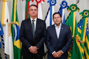 No mês passado, Mourão afirmou que deixou de ser convidado a participar de reuniões ministeriais e que sente falta dos encontros