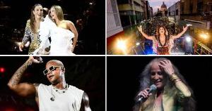 Sem poder colocar o bloco na rua, cantores estão migrando para o YouTube, Facebook e Instagram para agitarem a folia em casa. Confira a lista do Divirta-se!