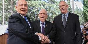 Netanyahu Calls for Unity Government After Election Deadlock