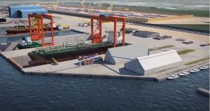 Empresa de Vancouver vai fornecer energia para o complexo portuário capixaba, para embarcações e ainda poderá produzir produto suficiente para atender à rede elétrica nacional