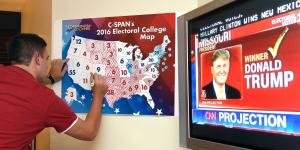 The Disappearing Political Center: In More Places, Elections Aren't Close