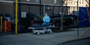 What Does a Coronavirus Peak in New York Mean?