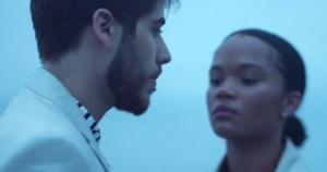 Canção chegou ao YouTube nesta sexta-feira (23) e leva a revelação da MPB e R&B para a música eletrônica