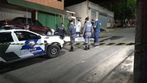 Alan Macedo Gonçalves, de 25 anos, foi morto com vários tiros no bairro Cascata, na região de Serra Sede; Mãe da vítima contou que trocou mensagens com o filho minutos antes do crime