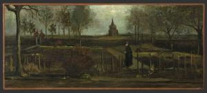 Thieves Steal Van Gogh Painting From Museum Shut by Coronavirus