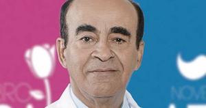 Dr. Coutinho (Cidadania) estava internado em um hospital particular em Vitória. Ele chegou a ficar alguns dias em um leito de UTI
