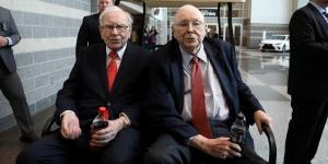 Berkshire Hathaway Posts $29.2 Billion in Quarterly Earnings