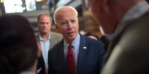 Sluggish Fundraising Looms Over Biden's Bid
