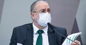 O procurador-geral foi indicado em 2019 para o cargo por Jair Bolsonaro, que quebrou a tradição de indicar um dos membros da lista tríplice elaborada pelo Ministério Público Federal