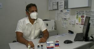 Diretor clínico do Hospital Rido Doce, Ronaldo José de Souza falou do drama vivido pelos profissionais da unidade e afirmou que a perspectiva é que os medicamentos durem no máximo por mais cinco dias