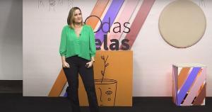 Terceira palestra do Todas Elas, em parceria com a Suzano, é apresentada pela analista de relacionamento com o cliente do Sebrae/ES, Renata Braga