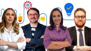Transmitido ao vivo na sexta-feira (8), a partir das 16 horas, Encontro de Pais e Mestres tem como objetivo promover um bate-papo dinâmico com especialistas da Educação