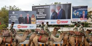 Trump's India Visit to Stress Personal Ties Over Economic Issues