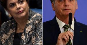Se feita uma análise despida de paixões político-ideológicas, não é difícil constatar que Bolsonaro tem cometido crimes de responsabilidade infinitamente mais gravosos que aqueles que levaram ao afastamento da petista