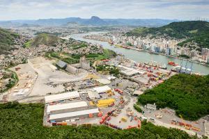 Após o fim do contrato com a Vale para uso do píer em Tubarão, a petroleira interrompeu, no dia 31 de maio, o serviço de fornecimento de óleo bunker nos portos capixabas, incluindo Praia Mole, Vila Velha e Tubarão