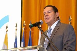 O evento, promovido pela Rede Gazeta, vai contar com a participação do vice-presidente da República, Hamilton Mourão