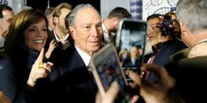 The Bloomberg Effect: Huge Spending Transforms 2020 Campaign Dynamics