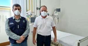Hospital Materno Infantil Menino Jesus (HMJ) terá também seis vagas extras de enfermaria para pacientes contaminados pelo coronavírus