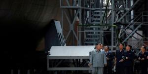 North Korea Shows Off Advanced New Submarine