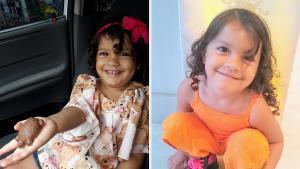 Segundo Jéssica Vieira da Silva, acidente ocorreu após o veículo encostar na bicicleta em que ela carregava, na cadeirinha, Elena Vieira Fantin, de 2 anos
