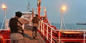 """""""No Niceties"""" for Seized Oil-Tanker Crew From Iranian Commandos"""