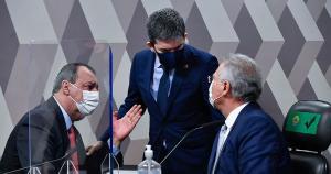 Entrando no segundo mês de trabalho, os senadores ouviram a oncologista e imunologista Nise Yamaguchi e a infectologista Luana Araújo. Veja vídeo