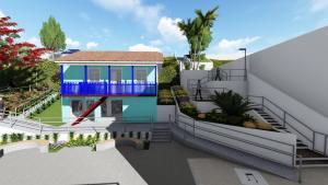 A ampliação inclui a construção de uma área de convivência com lanchonete e espaço para comércio de artesanatos. As intervenções devem ser concluídas até abril de 2022, quando o Rei planeja comemorar seus 81 anos com um show na cidade