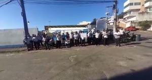 Sindicato havia prometido encerrar a paralisação na quinta-feira (3); funcionários exigem pagamento de salários e benefícios atrasados