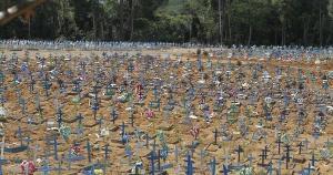 Março foi o mês mais mortal da pandemia no Brasil. Enquanto o coronavírus mata mais de 3 mil pessoas por dia, as doenças cardiovasculares demandam 3 dias para matar 3 mil indivíduos