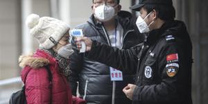 China Virus Cases Pass 400