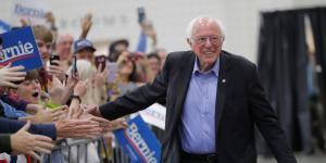 Bernie Sanders Aims New Tax Hike at Executive Retirement Plans