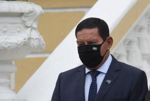 O vice-presidente afirmou que o Brasil enfrenta uma crise fiscal séria e que o déficit esperado para este ano é da ordem de R$ 245 bilhões