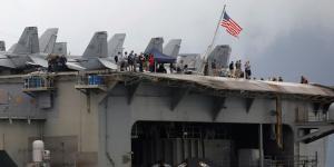 Captain of Virus-Stricken Carrier Asks Navy for More Help