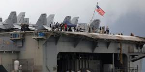 Captain of Virus-Stricken Carrier Asks Navy for More Help
