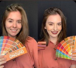 Você sabia que existem cores e tons que se adaptam a estética e ao tom de pele de cada pessoa? O tutorial de hoje é pra quem é adepta dessa paleta com tons quentes e terrosos; Veja vídeo