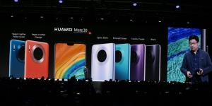 Huawei Launches First Smartphone Without Google's Key Apps